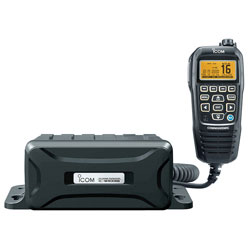 Icom M400BB Fixed-Mount Black Box VHF Radio