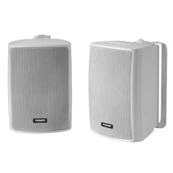 "Fusion OS420 4"" 2-Way Marine / Outdoor Box Speakers"