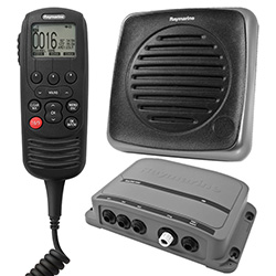 Raymarine Ray260 Modular Fixed-Mount VHF Radio with NMEA 2000