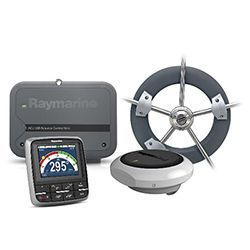Raymarine Evolution EV-100 Wheel Autopilot Pack