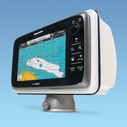 Seaview Powerboat Instrument Pod SP2P with Swivel Base