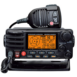 Standard Horizon Matrix GX2200 Fixed-Mount VHF Radio with GPS, AIS