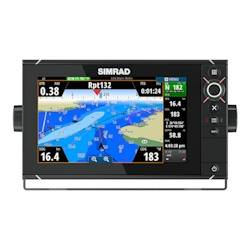 Simrad NSS9M evo2 Chartplotter / Multifunction Display with Insight
