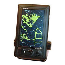 "SI-TEX Color LCD Marine 18"" Radar with Touch Screen"