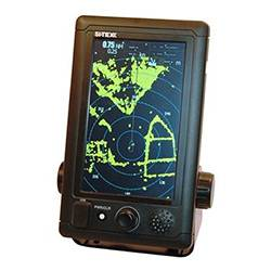 "SI-TEX Color LCD Marine 24"" Radar with Touch Screen"