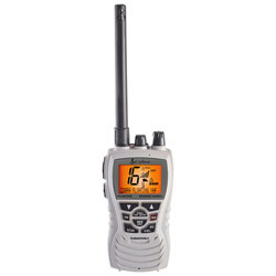 Cobra MR HH350 Floating Handheld VHF Radio - White