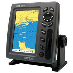 SI-TEX SAS-300 AIS Class B AIS Transceiver - Display Only