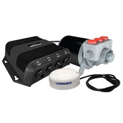 Lowrance Outboard Pilot Hydraulic Steering Autopilot Pack