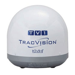 KVH TracVision TV1 Empty Dummy Dome