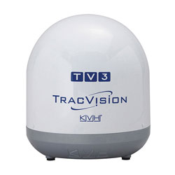 KVH TracVision TV3 Empty Dummy Dome
