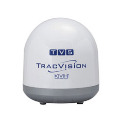 KVH TracVision TV5 Empty Dummy Dome
