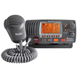 Cobra MR F77 Fixed-Mount VHF Radio with GPS
