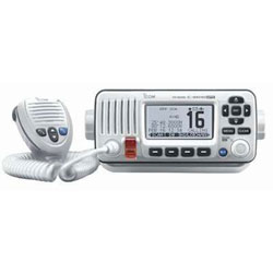 Icom M424G Fixed-Mount VHF Radio with GPS
