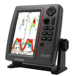 SI-TEX SVS-760F Digital Color Fishfinder