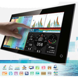 Furuno NavNet TZT12F TZTouch2 Multi-Function Touch Screen Display
