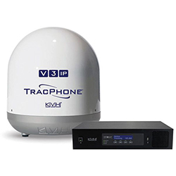 KVH TracPhone V3-IP Ku-Band VSAT