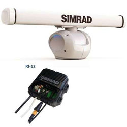 Simrad Halo Pulse Compression Radar - 4 Foot