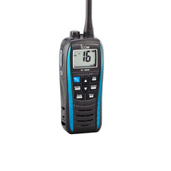 Icom IC-M25 Floating Handheld VHF Radio