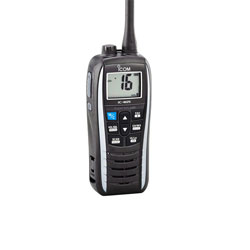 Icom IC-M25 Floating Handheld VHF Radio - Pearl White