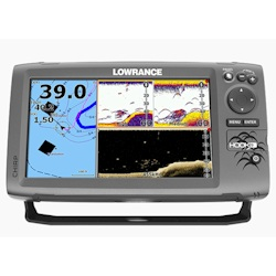 Lowrance Hook-9 Fishfinder / Chartplotter with Transducer
