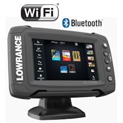 Lowrance Elite-5 Ti Touchscreen Fishfinder / Chartplotter - Remanufactured