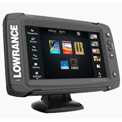 Lowrance Elite-7 Ti Touchscreen Fishfinder / Chartplotter - Remanufactured