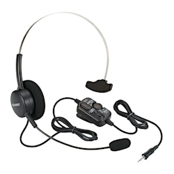 Standard Horizon VOX Headset with Boom Mic