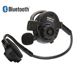SENA Bluetooth Stereo Headset / Intercom - Single Unit