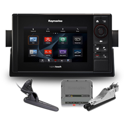 Raymarine eS78 Multifunction Navigation Display with CHIRP Side / DownVision