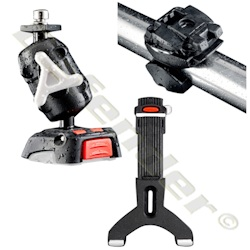 Scanstrut ROKK Mini Universal Tablet Clamp - Rail Mounting Kit