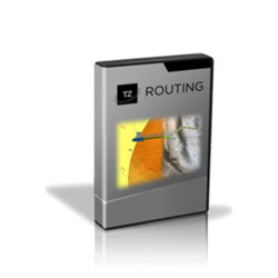 Nobeltec TZ  Add-On Routing Module