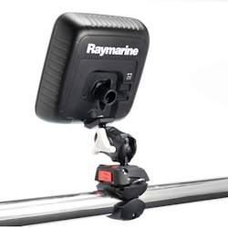 Scanstrut ROKK Mini Dragonfly Clamp - Rail Mount Bundle