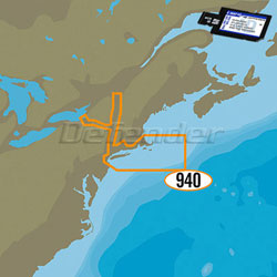 C-MAP 4D MAX+ LOCAL Electronic Navigation Charts
