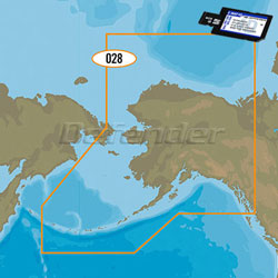 C-MAP 4D MAX+ WIDE Electronic Navigation Charts, North America
