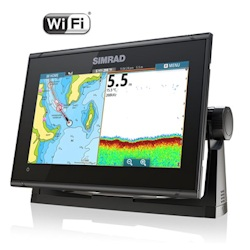 Simrad GO9 XSE Multi-Function Display without Transducer
