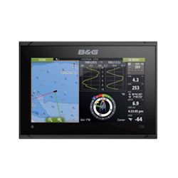 B&G Vulcan 9 FS Forward Scan Multifunction Display - 9