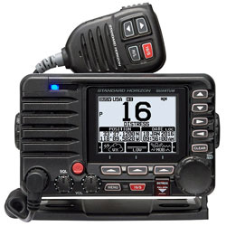 Standard Horizon Quantum GX6000 Fixed-Mount VHF Radio with AIS, NMEA 2000