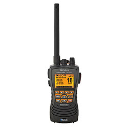 Cobra MR HH600 Floating Handheld VHF Radio with GPS and DSC