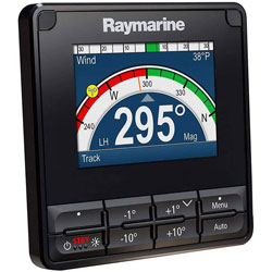 Raymarine Evolution EV-200 Sailing Vessel Autopilot Pack w/ P70S Control Head