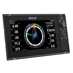 B&G Zeus<sup>3</sup> 9 Multi Function Touchscreen Display Chartplotter