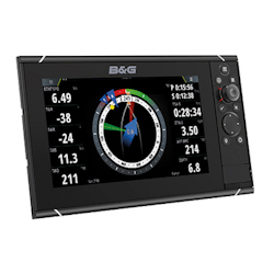 B&G Zeus<sup>3</sup> 12 Multi Function Touchscreen Display Chartplotter