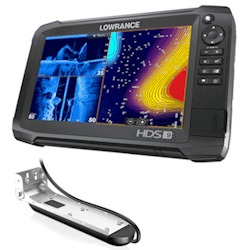 Lowrance HDS-9 Carbon Multifunction Display - Remanufactured