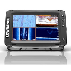 Lowrance Elite-9 Ti Multifunction Display without Transducer