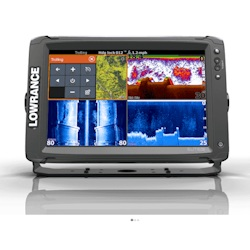 Lowrance Elite-12 Ti Multifunction Display without Transducer