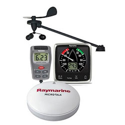 Raymarine i60 Wireless Wind Package for SeaTalk<sup>ng</sup> Networks