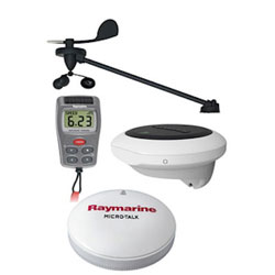 Raymarine Wireless Wind Package w/Heading Sensor