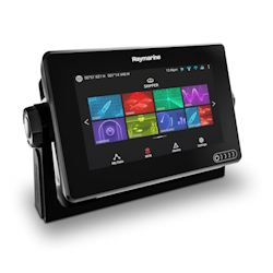 Raymarine Axiom 7 DV Multifunction Display with DownVision CHIRP / 600W Sonar