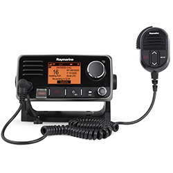 Raymarine Ray60 Fixed Mount VHF Radio