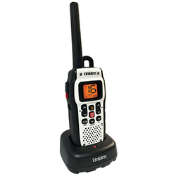 Uniden Atlantis 150 Floating Hand Held Marine VHF Radio