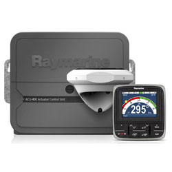 Raymarine Evolution EV-400 Sailing Vessel Autopilot Pack w/ P70S Control Head